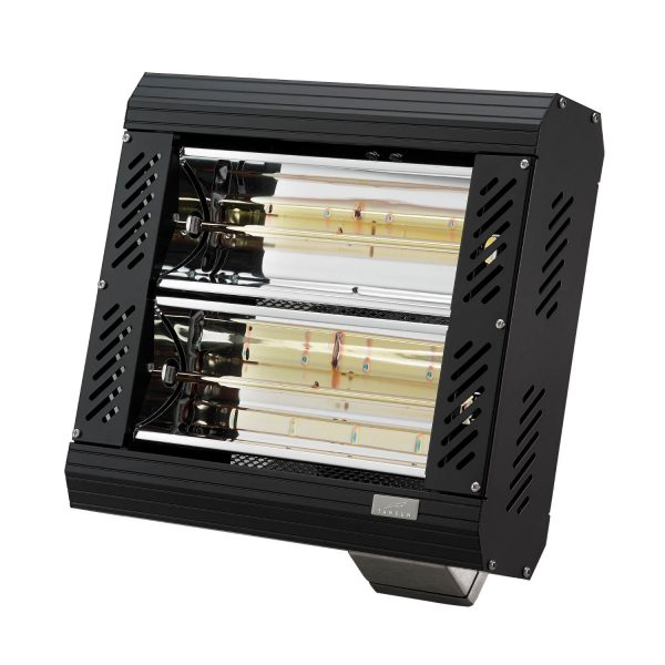 Front View of Tansun Apollo A1B2 Industrial Infrared Heater